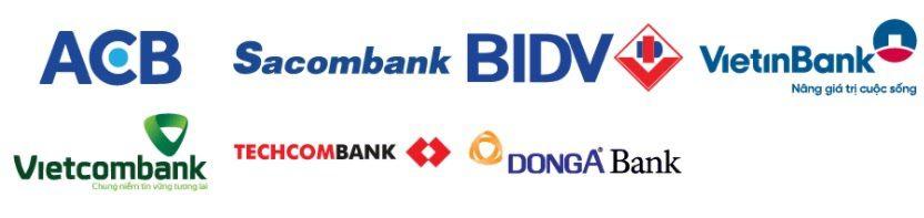 liên kết ngân hàng tại SV88
