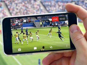 phần mềm xem bóng đá trên điện thoai